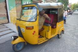 Risckshaw-Inde
